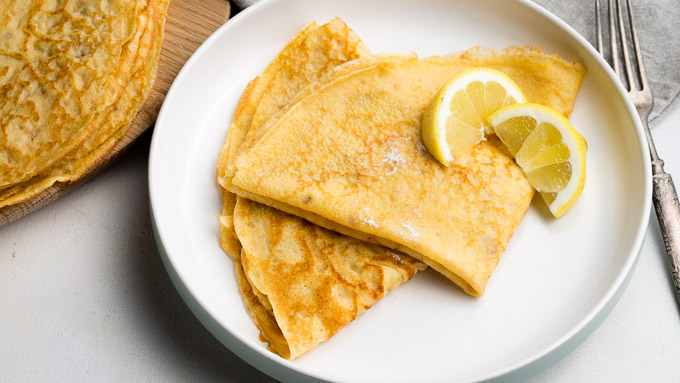 Easy Basic Crepes Best Recipe Breakfast Recipes The Worktop