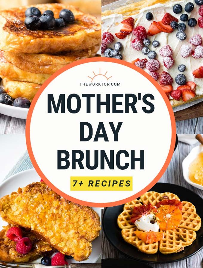 Perfect Mother's Day Brunch Ideas | The Worktop