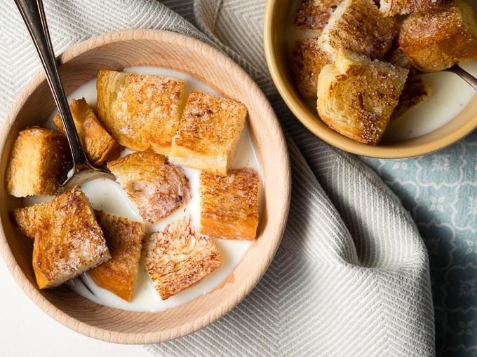 Bread and Milk Recipe   The Worktop