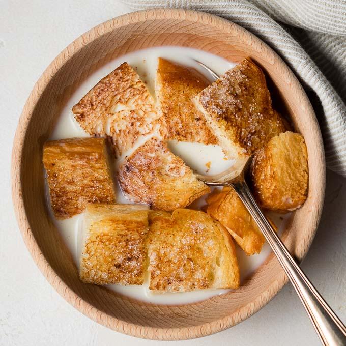 Milk toast recipe for breakfast | The Worktop