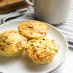 Baked Egg in Muffin Tin | The Worktop