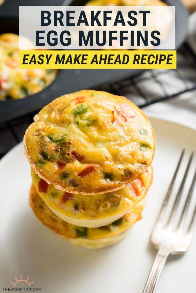 Breakfast Egg Muffins Recipe | The Worktop