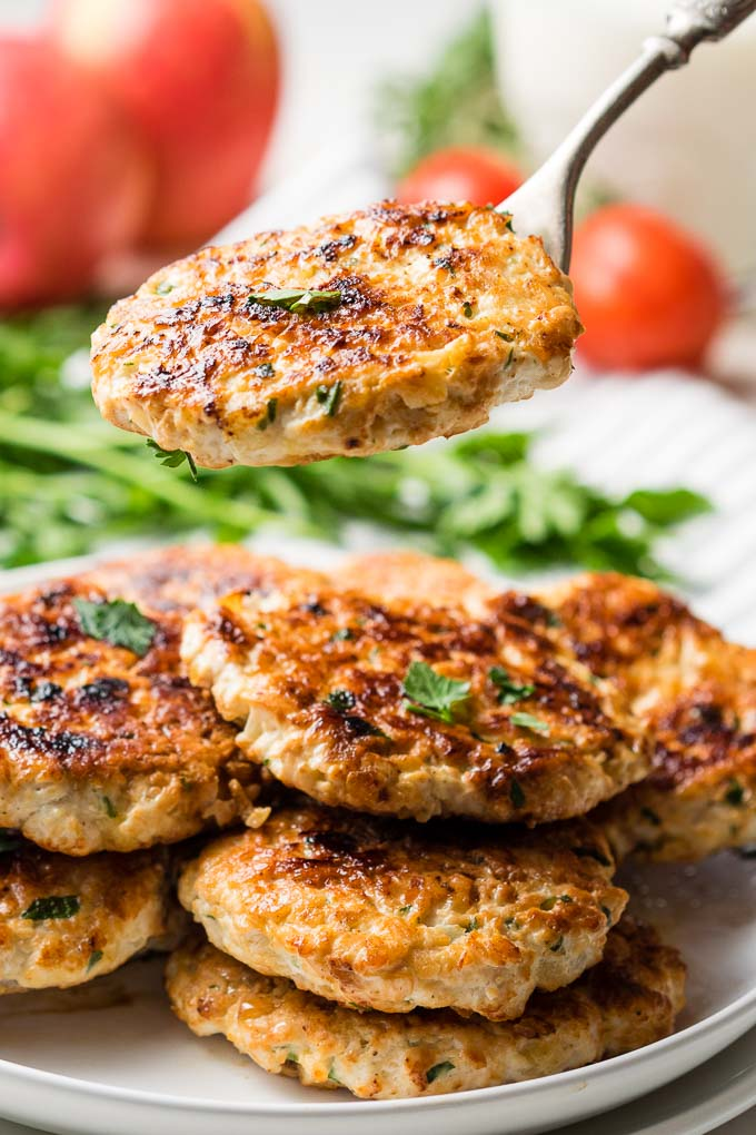 Chicken Apple Gouda Sausage Recipe - Chicken Breakfast Sausage - Easy Homemade Recipe | The ...