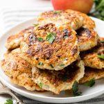 Chicken Breakfast Sausage - on plate | The Worktop